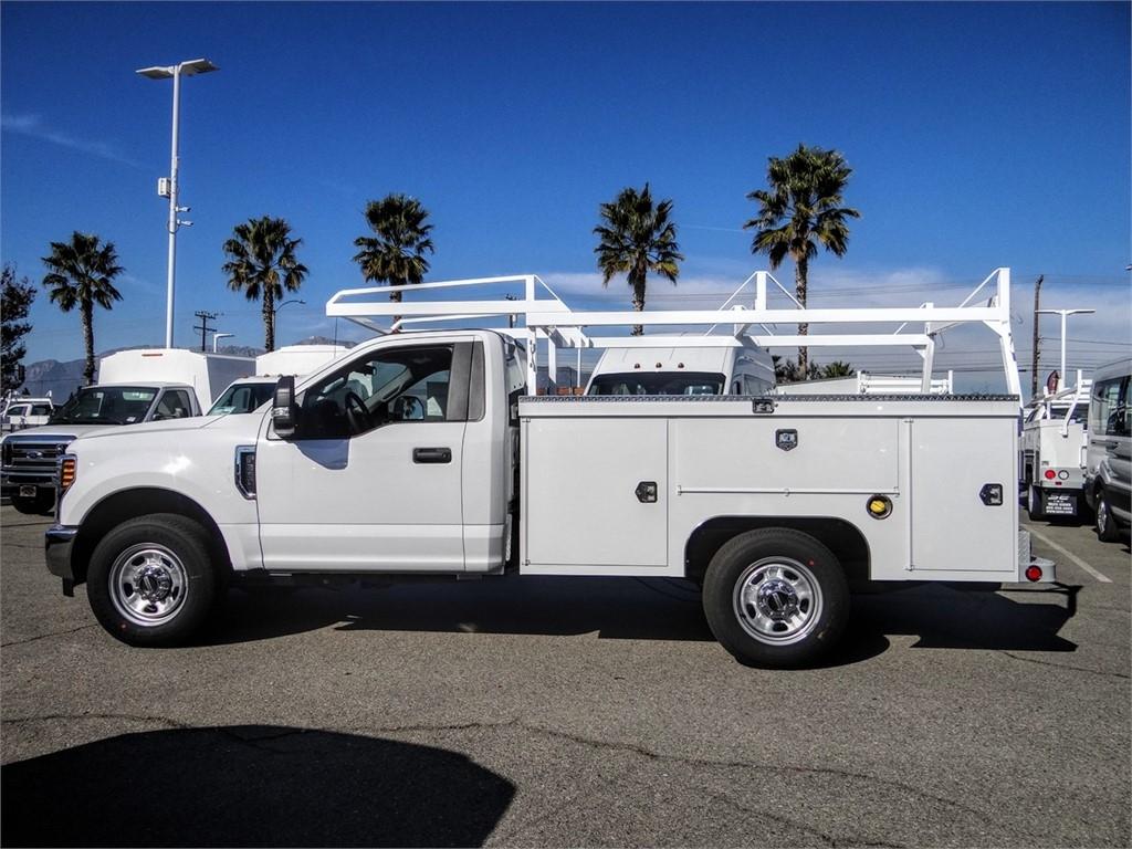 2019 F-350 Regular Cab 4x2, Scelzi Signature Service Body #FK5534 - photo 3