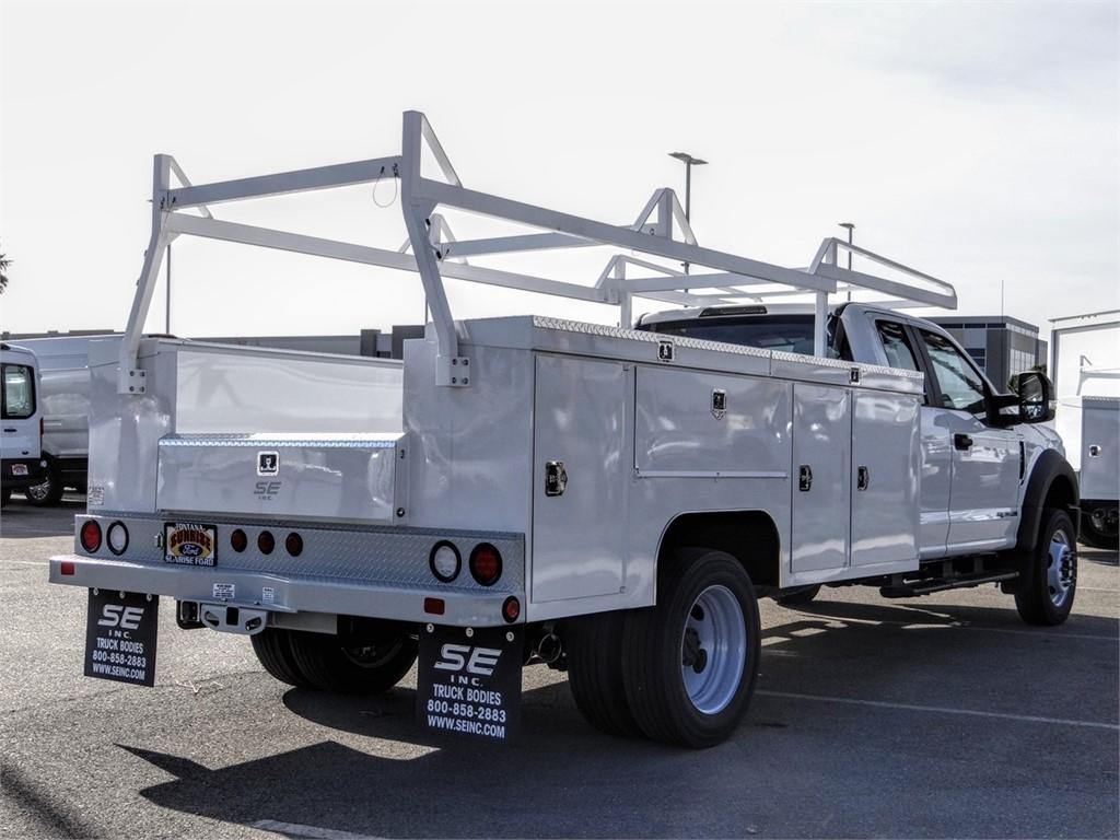 2019 F-450 Super Cab DRW 4x2, Scelzi Signature Service Body #FK5535 - photo 4