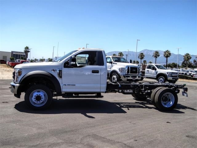 2019 Ford F-550 Regular Cab DRW 4x2, Cab Chassis #FK5537 - photo 3