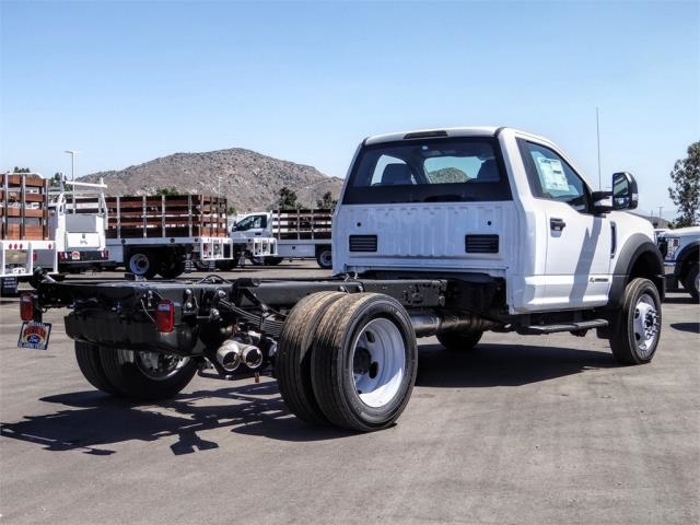 2019 Ford F-550 Regular Cab DRW 4x2, Cab Chassis #FK5537 - photo 4
