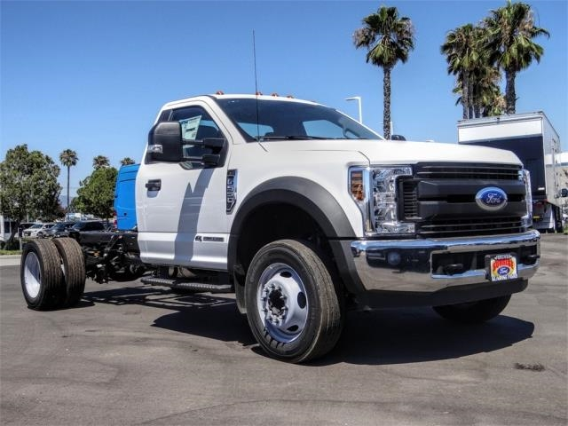 2019 Ford F-550 Regular Cab DRW 4x2, Cab Chassis #FK5537 - photo 6