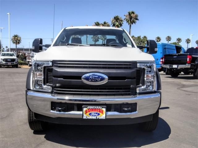 2019 Ford F-550 Regular Cab DRW 4x2, Cab Chassis #FK5537 - photo 7