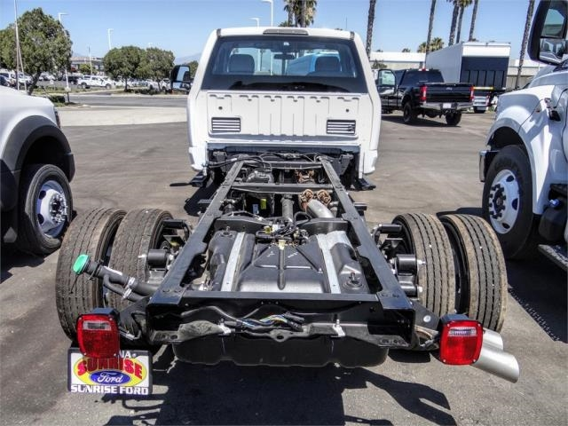 2019 Ford F-550 Regular Cab DRW 4x2, Cab Chassis #FK5537 - photo 10