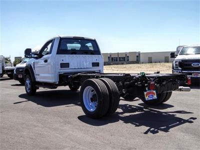 2019 Ford F-550 Regular Cab DRW 4x2, Cab Chassis #FK5537 - photo 2