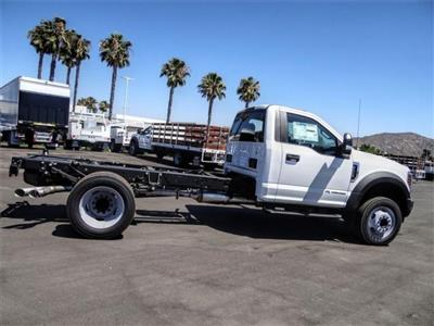 2019 Ford F-550 Regular Cab DRW 4x2, Cab Chassis #FK5537 - photo 5