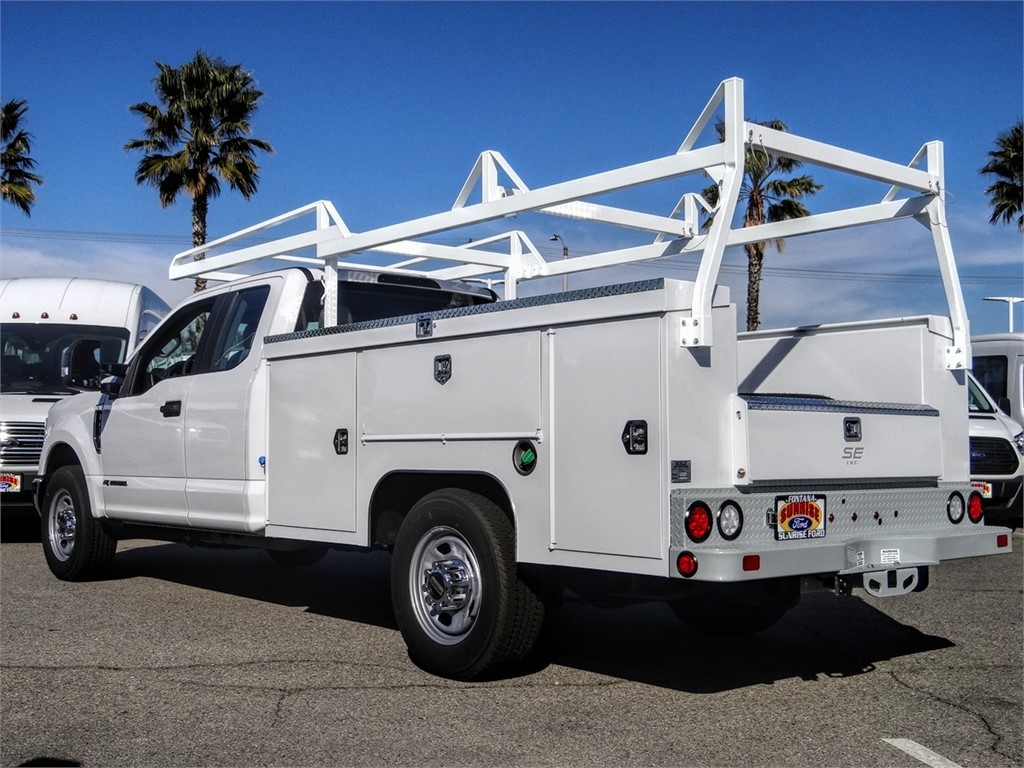 2019 F-350 Super Cab 4x2, Scelzi Service Body #FK5542 - photo 1