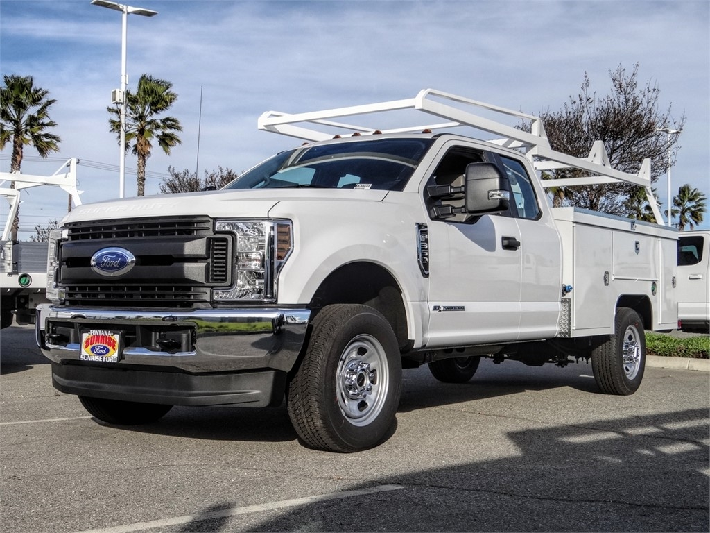 2019 F-350 Super Cab 4x4, Scelzi Signature Service Body #FK5566 - photo 1