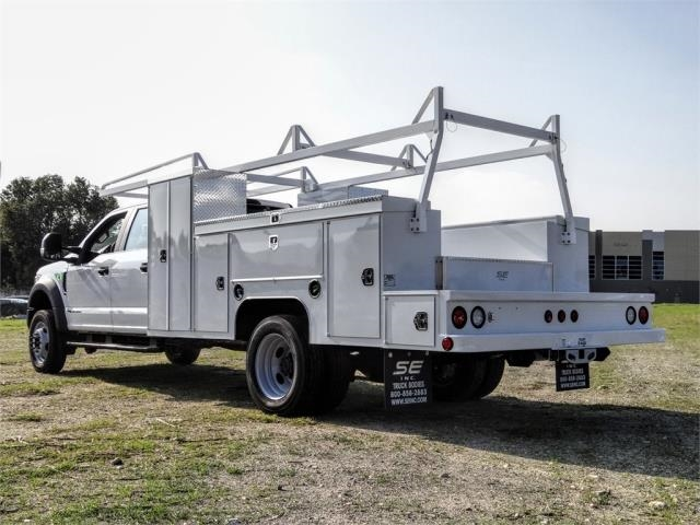 2019 F-550 Crew Cab DRW 4x2, Scelzi Welder Body #FK5573 - photo 1