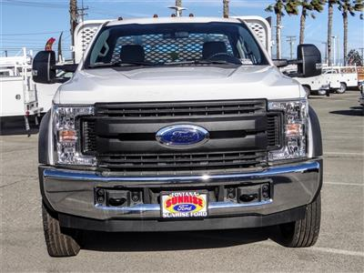 2019 F-450 Regular Cab DRW 4x2, Scelzi WFB Stake Bed #FK5661 - photo 7