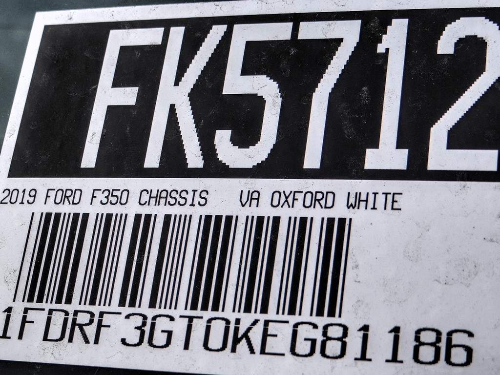 2019 F-350 Regular Cab DRW 4x2, Scelzi WFB Stake Bed #FK5712 - photo 10