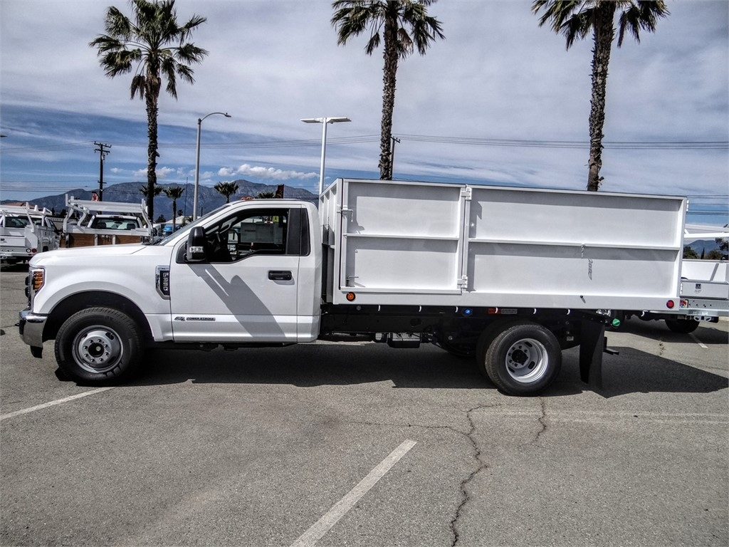 2019 F-350 Regular Cab DRW 4x2, Scelzi Landscape Dump #FK5721 - photo 6