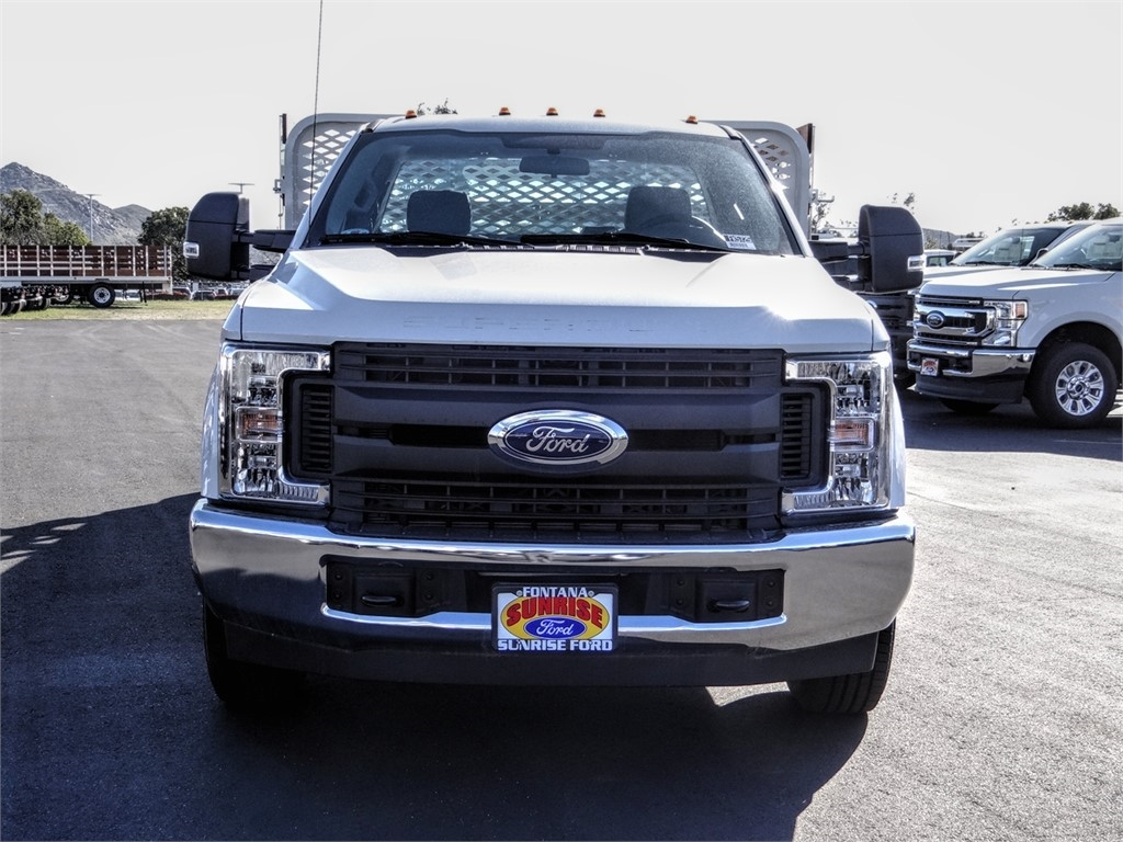 2019 F-350 Regular Cab DRW 4x2, Scelzi WFB Stake Bed #FK5725 - photo 7