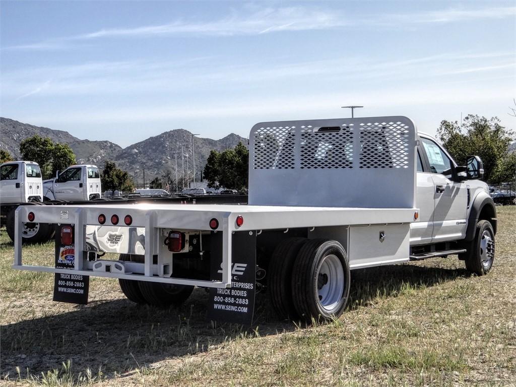 2019 F-450 Super Cab DRW 4x2, Scelzi WFB Flatbed #FK5748 - photo 4