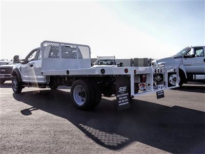 2019 F-450 Super Cab DRW 4x2, Scelzi WFB Flatbed #FK5749 - photo 2