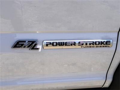 2019 Ford F-550 Regular Cab DRW 4x2, Scelzi WFB Flatbed #FK5785DT - photo 11