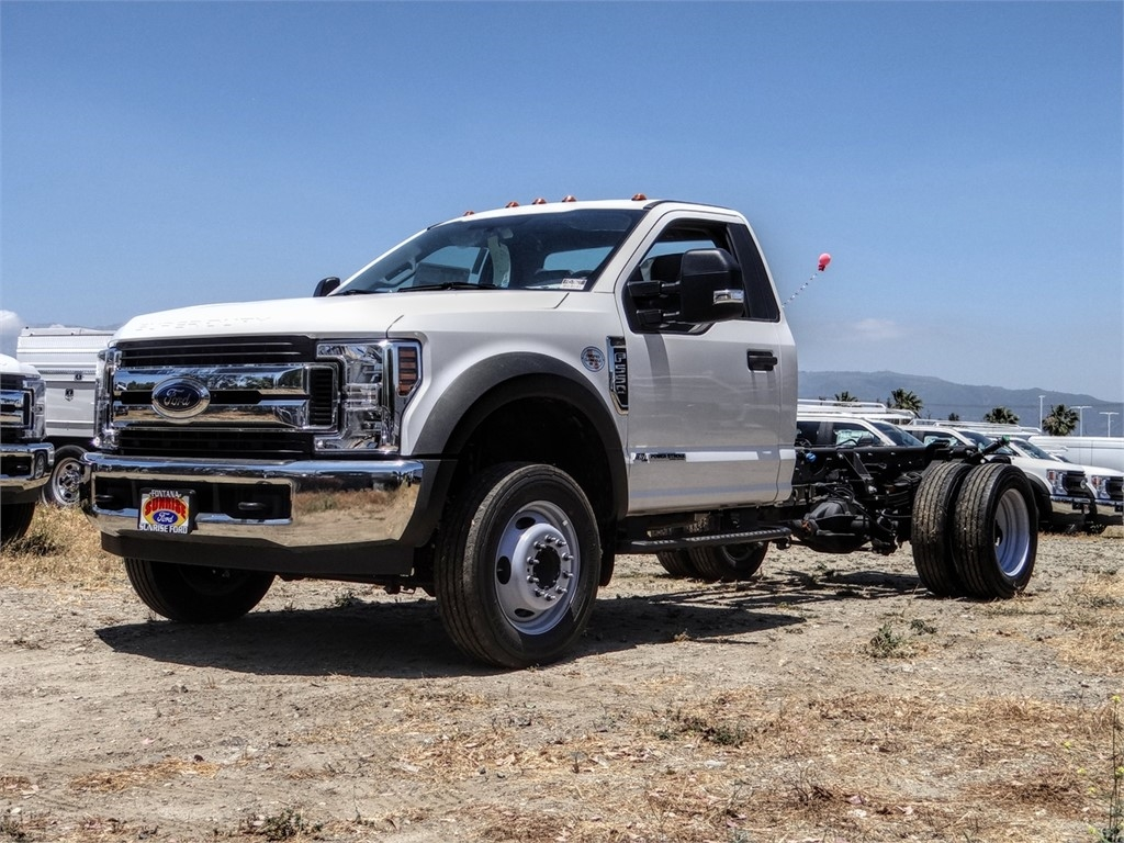 2019 F-550 Regular Cab DRW 4x2, Cab Chassis #FK5786DT - photo 1
