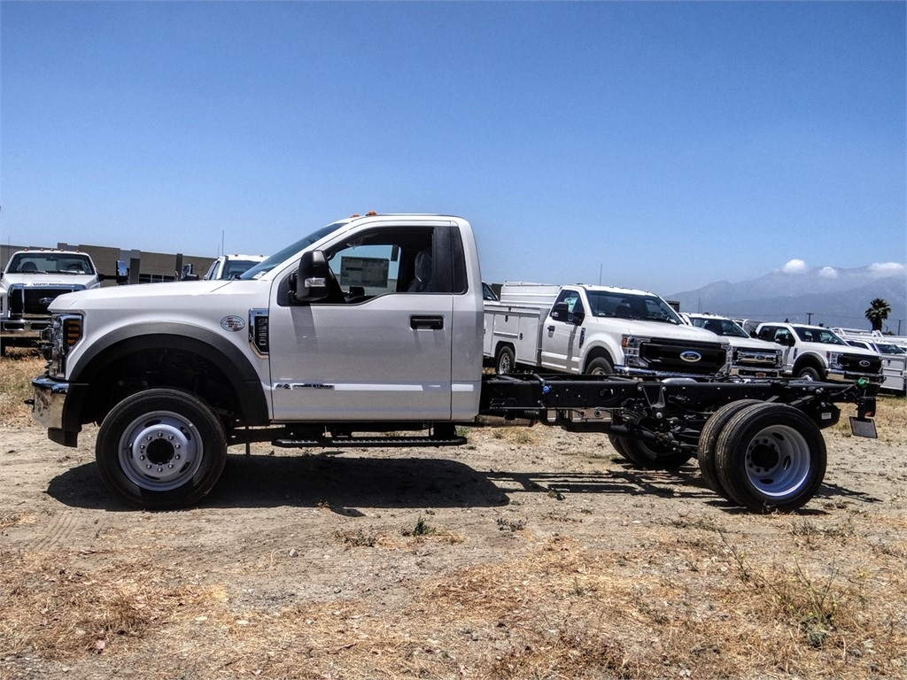 2019 Ford F-550 Regular Cab DRW 4x2, Cab Chassis #FK5786DT - photo 3