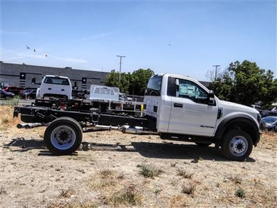 2019 Ford F-550 Regular Cab DRW 4x2, Cab Chassis #FK5786DT - photo 5
