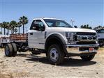 2019 Ford F-550 Regular Cab DRW 4x2, Cab Chassis #FK5786DT - photo 6