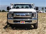 2019 Ford F-550 Regular Cab DRW 4x2, Scelzi WFB Stake Bed #FK5789DT - photo 7
