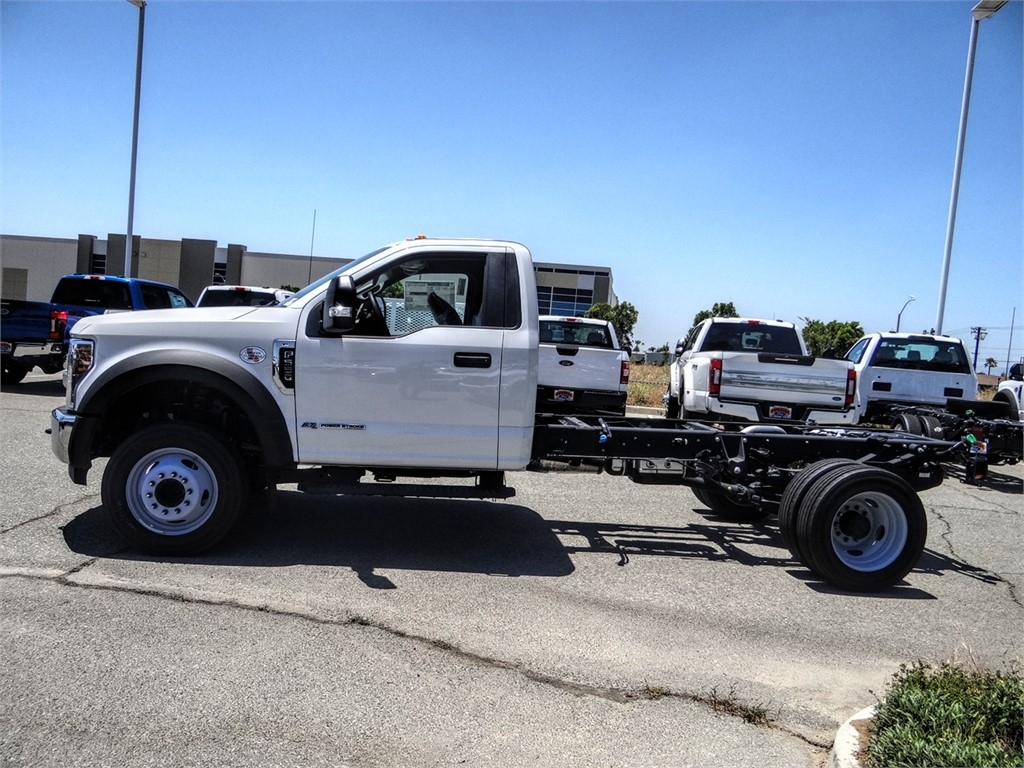 2019 F-550 Regular Cab DRW 4x2, Cab Chassis #FK5791DT - photo 1