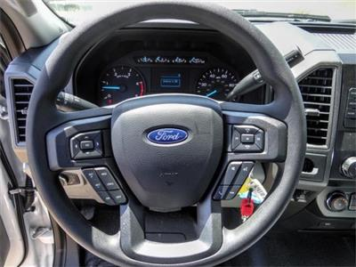 2019 Ford F-550 Regular Cab DRW 4x2, Scelzi WFB Flatbed #FK5792DT - photo 8