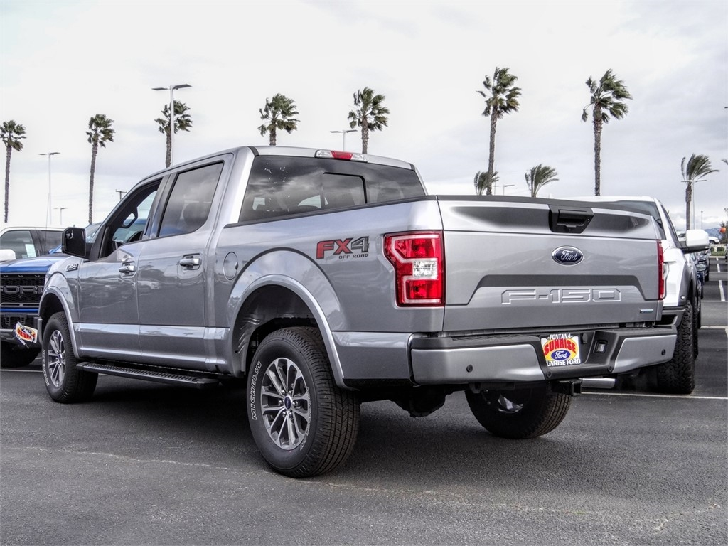 2020 F-150 SuperCrew Cab 4x4, Pickup #FL0412 - photo 2