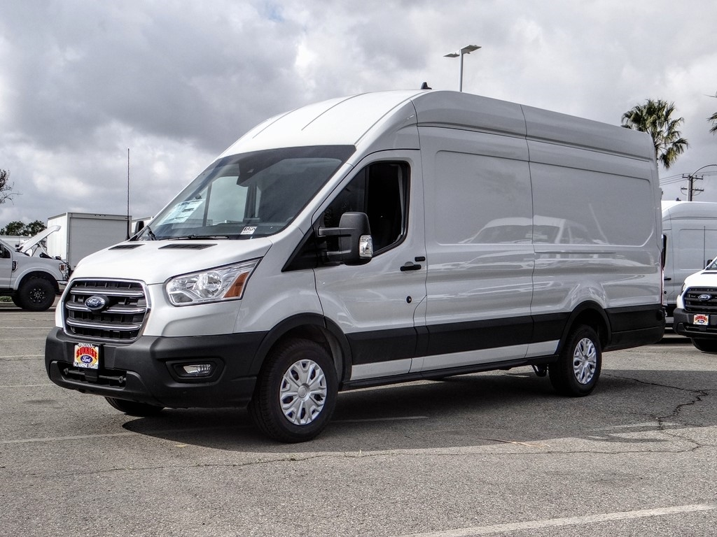 2020 Transit 350 High Roof RWD, Empty Cargo Van #FL0452 - photo 1