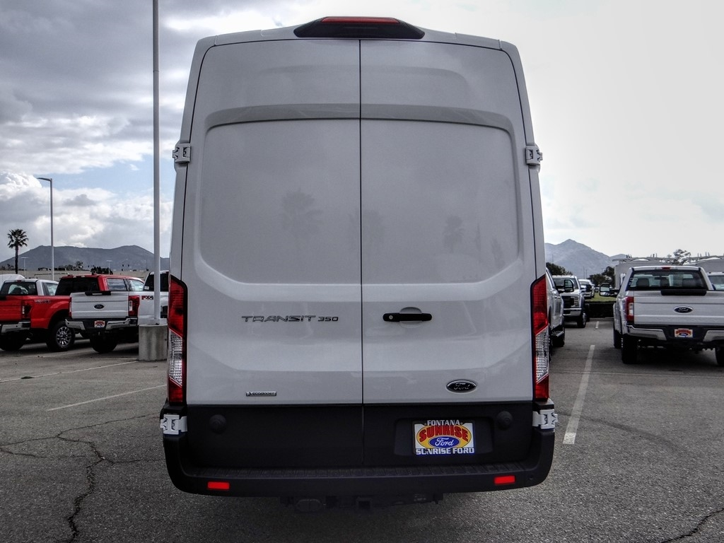 2020 Transit 350 High Roof RWD, Empty Cargo Van #FL0452 - photo 4