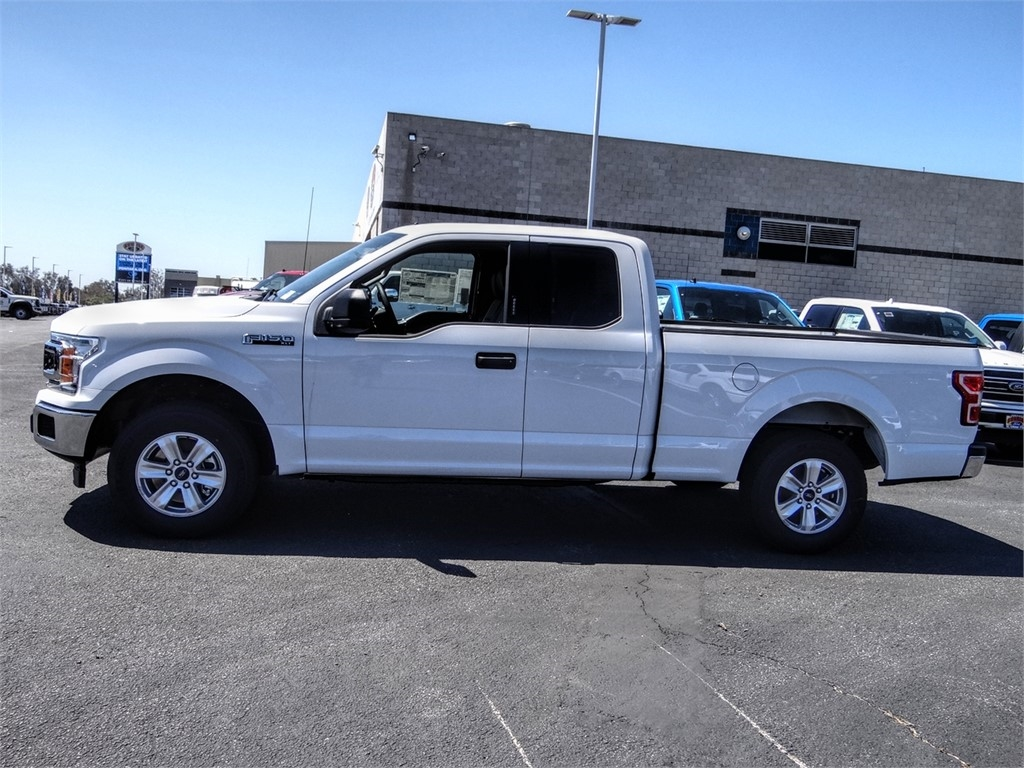 2020 Ford F-150 Super Cab 4x2, Pickup #FL0481 - photo 3