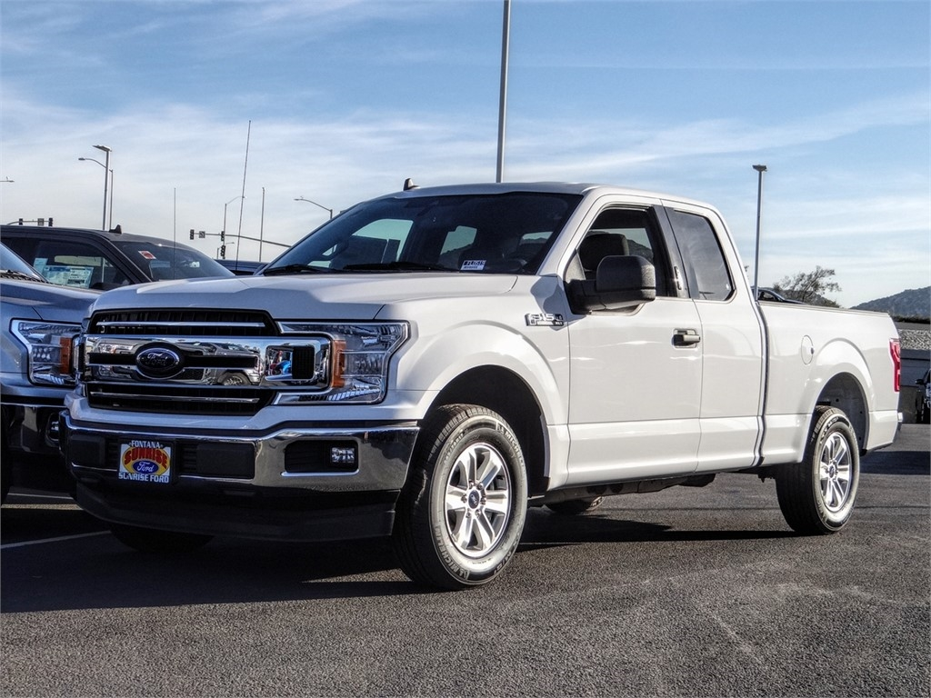 2020 Ford F-150 Super Cab 4x2, Pickup #FL0519 - photo 1