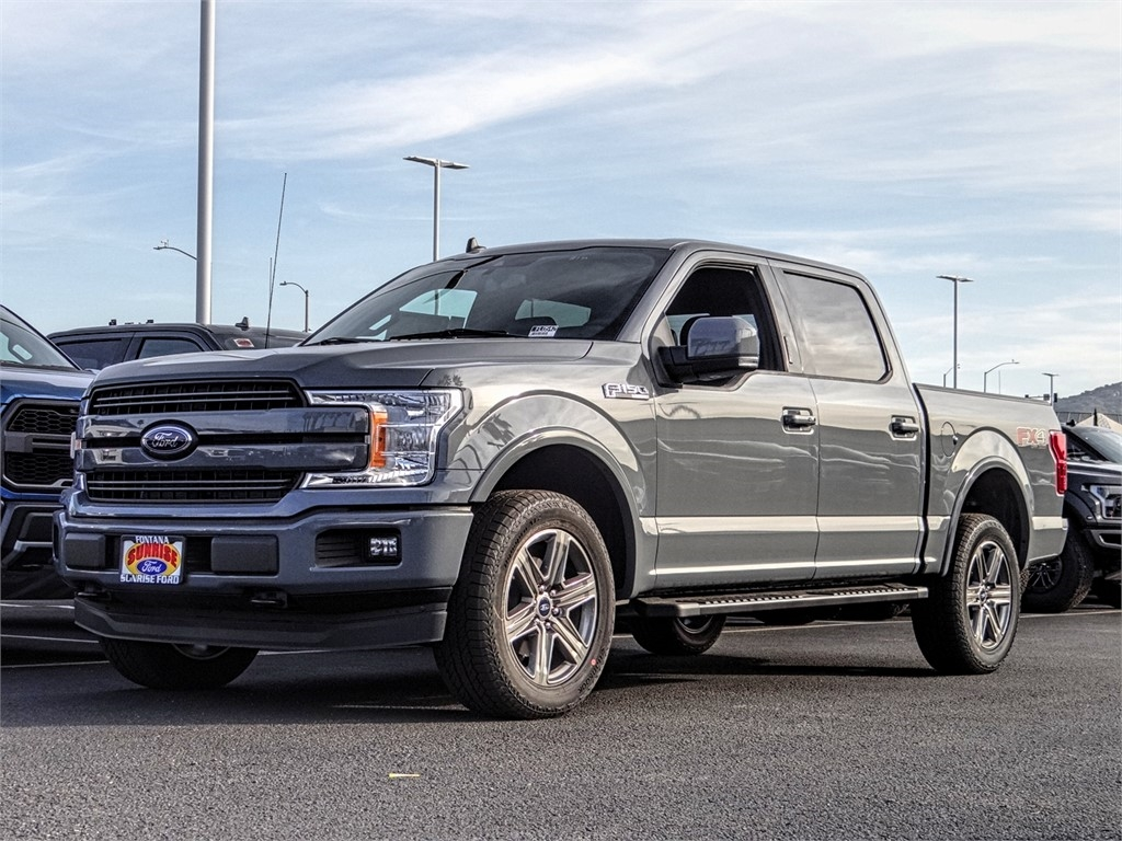 2020 F-150 SuperCrew Cab 4x4, Pickup #FL0542 - photo 1