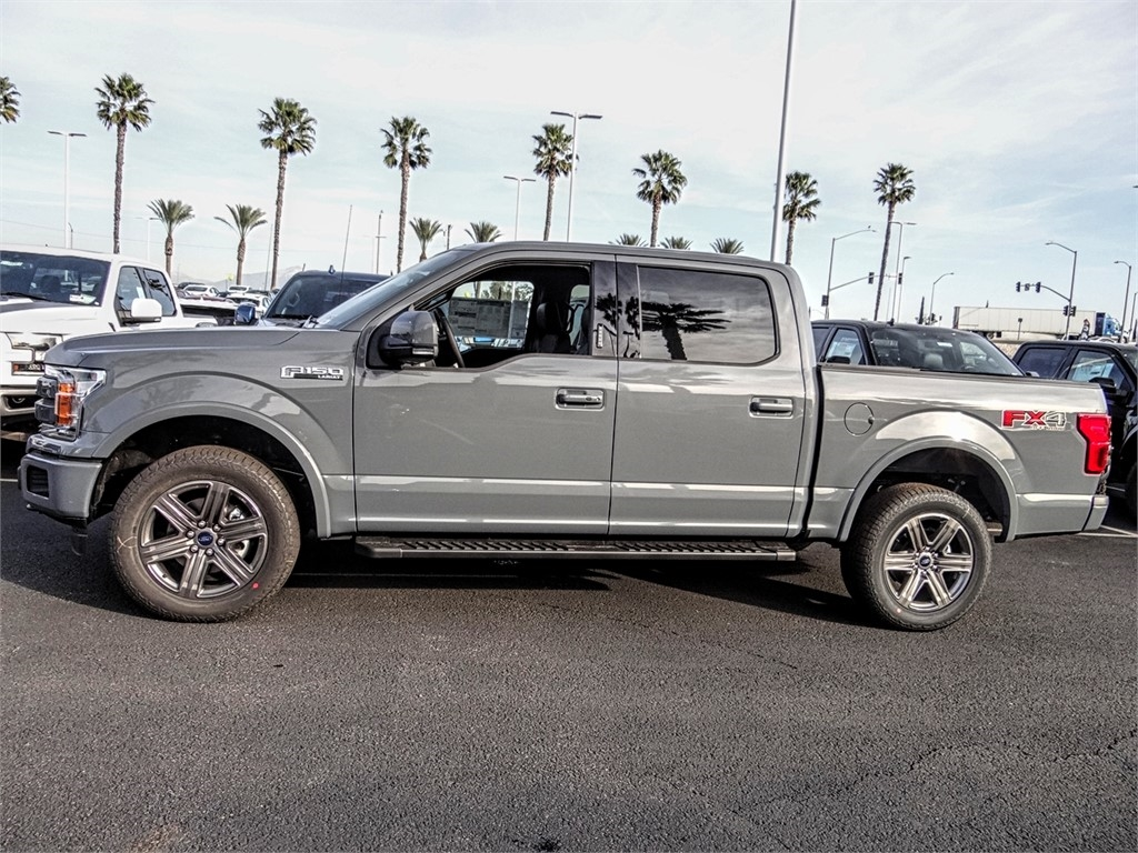 2020 F-150 SuperCrew Cab 4x4, Pickup #FL0542 - photo 3