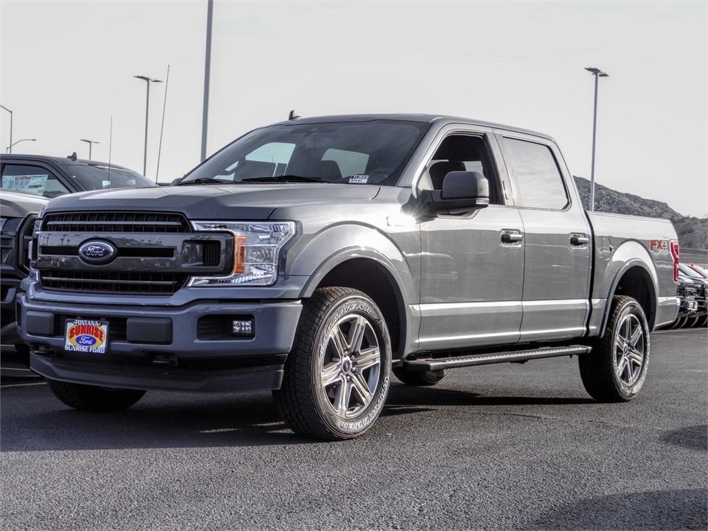 2020 F-150 SuperCrew Cab 4x4, Pickup #FL0543 - photo 1