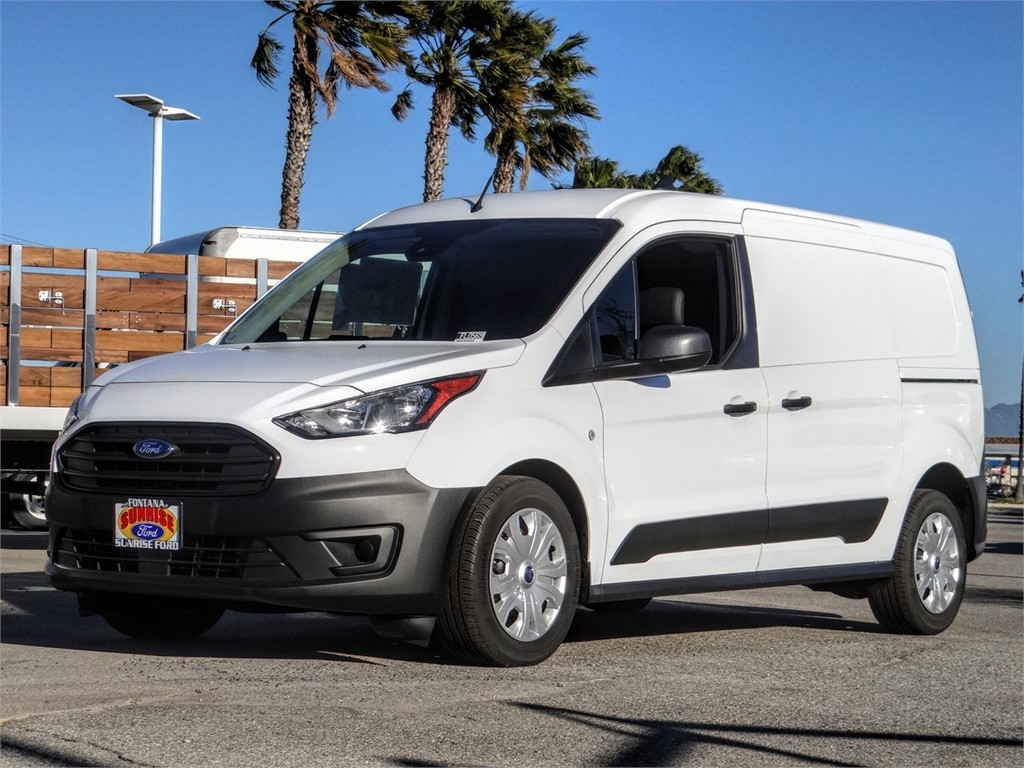 2020 Transit Connect, Empty Cargo Van #FL0569 - photo 1