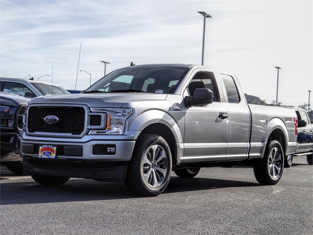 2020 F-150 Super Cab 4x2, Pickup #FL0621 - photo 1