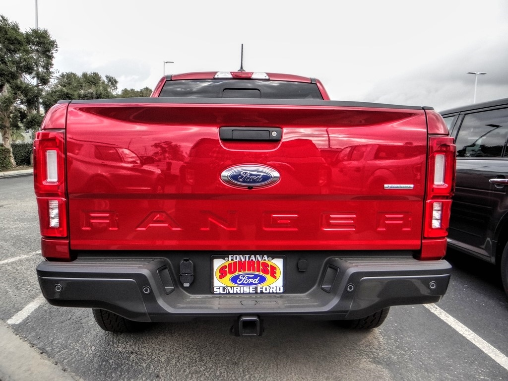 2020 Ranger SuperCrew Cab 4x4, Pickup #FL0659 - photo 4