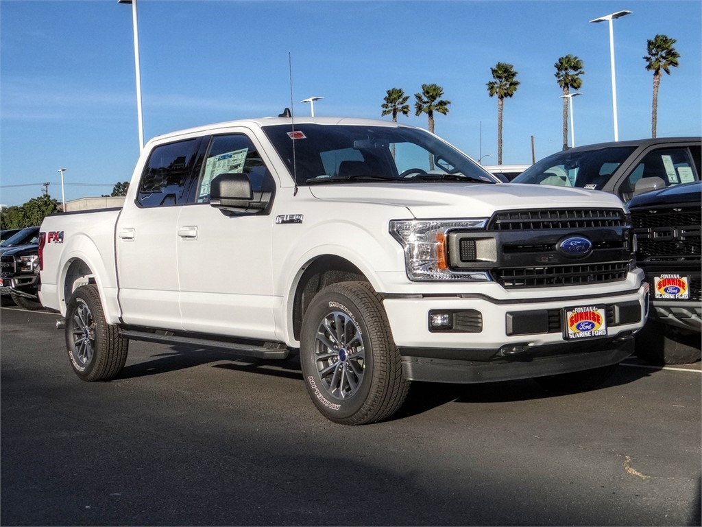 2020 F-150 SuperCrew Cab 4x4, Pickup #FL0748 - photo 18