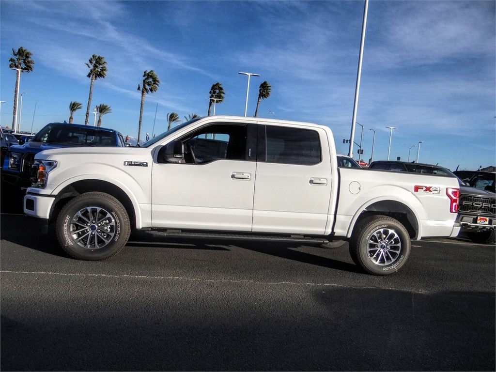 2020 F-150 SuperCrew Cab 4x4, Pickup #FL0748 - photo 3