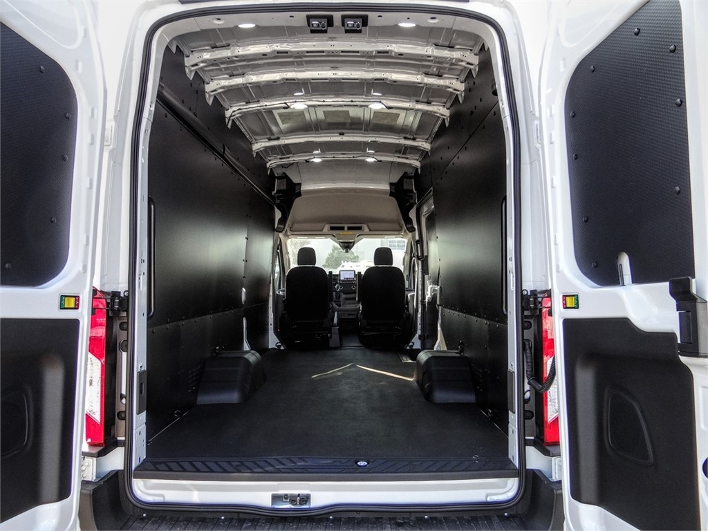 2020 Transit 350 HD High Roof DRW RWD, Empty Cargo Van #FL0757 - photo 1