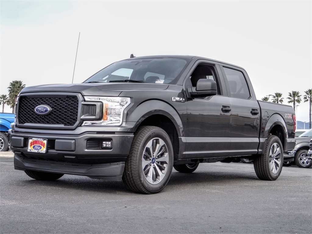 2020 F-150 SuperCrew Cab 4x2, Pickup #FL0760 - photo 1