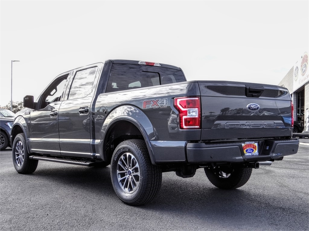 2020 F-150 SuperCrew Cab 4x4, Pickup #FL0772 - photo 2