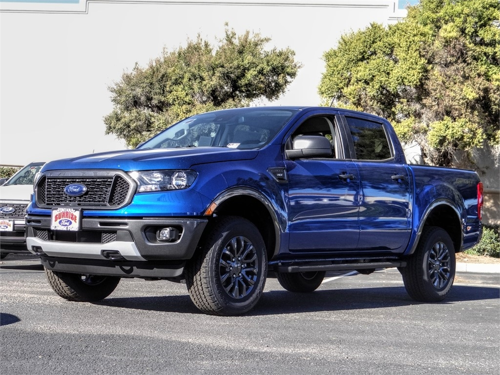 2020 Ranger SuperCrew Cab 4x4, Pickup #FL0800 - photo 1
