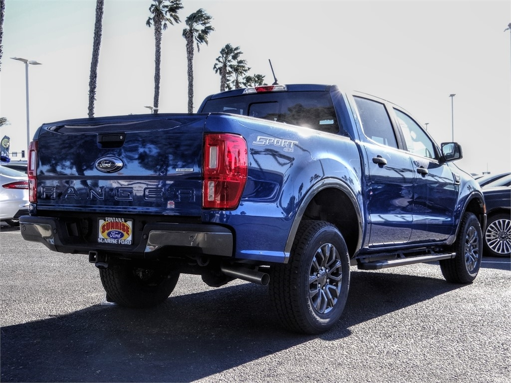 2020 Ranger SuperCrew Cab 4x4, Pickup #FL0800 - photo 34
