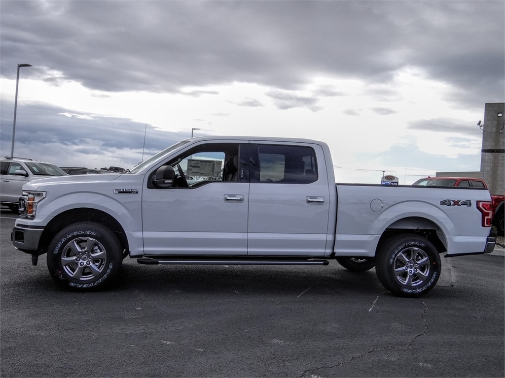 2020 F-150 SuperCrew Cab 4x4, Pickup #FL0858 - photo 3