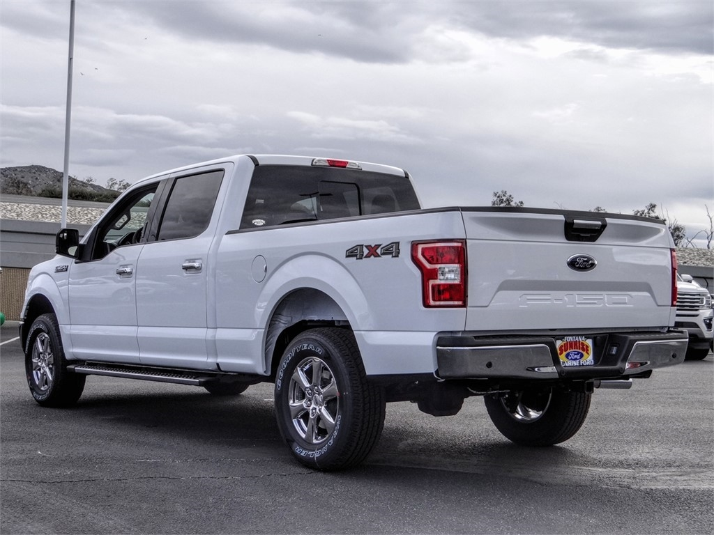 2020 F-150 SuperCrew Cab 4x4, Pickup #FL0858 - photo 2