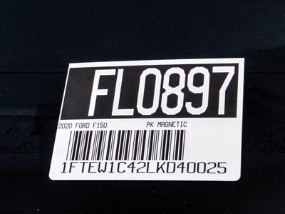 2020 F-150 SuperCrew Cab 4x2, Pickup #FL0897 - photo 34