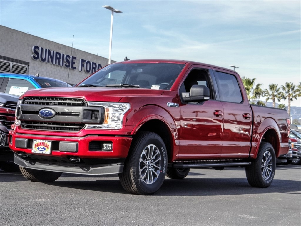 2020 F-150 SuperCrew Cab 4x4, Pickup #FL0931 - photo 1