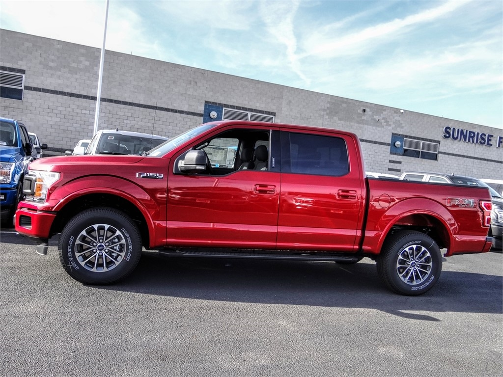 2020 F-150 SuperCrew Cab 4x4, Pickup #FL0931 - photo 3