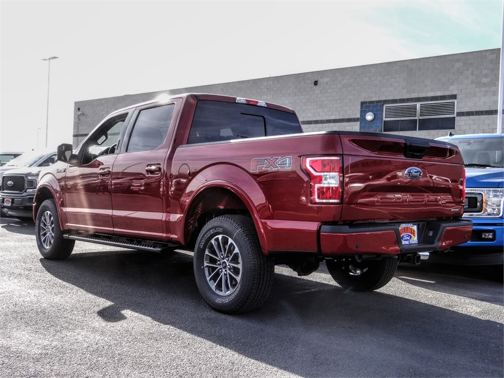 2020 F-150 SuperCrew Cab 4x4, Pickup #FL0931 - photo 2